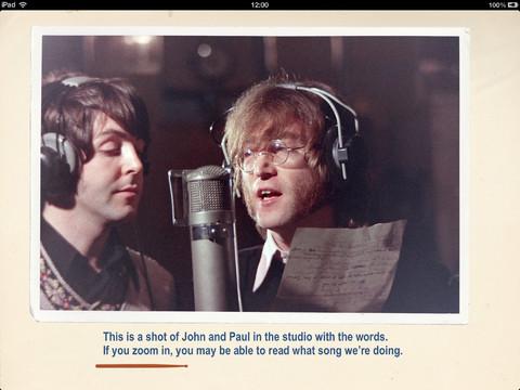 Ringo Photos John and Paul