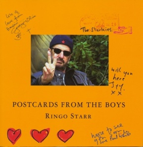 Ringo Postcards front