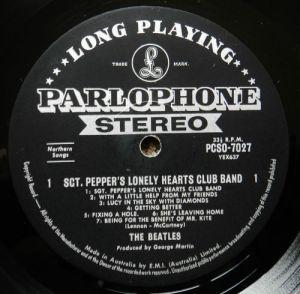 Sgt Pepper Aust Banner