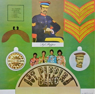 Sgt Pepper Insert