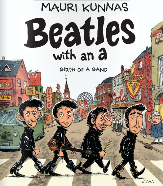 Beatles with an A-tiff