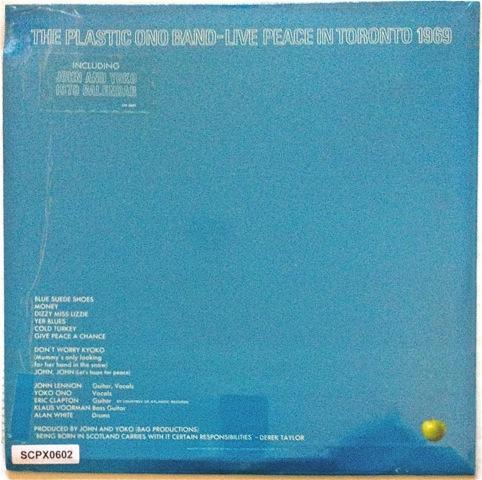 Plastic Ono 2