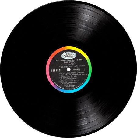Sgt Pepper disc