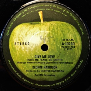 Give Me Love 1973