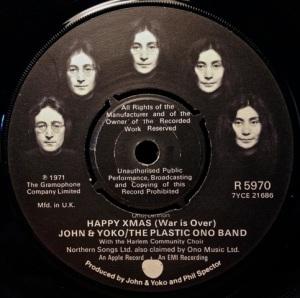 Happy Xmas 1971