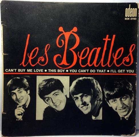Les Beatles 1964