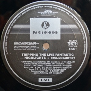 TTLFH Label