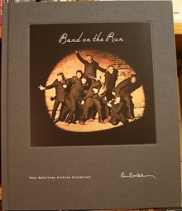 Band on the Run Archives book