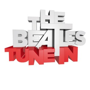 Beatles - Tune in Logo