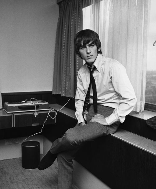 Beatles With Records George