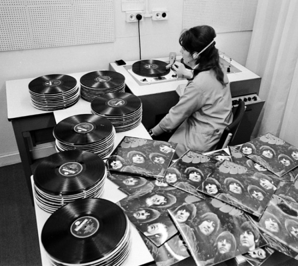 Beatles With Records-tiff