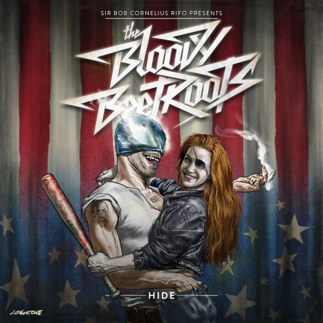 Bloody Beetroots Hide