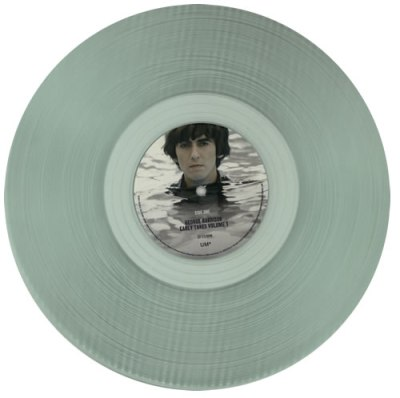 George Harrison Early Takes Vol 1 Clear vinyl