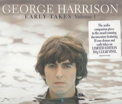 Harrison Early Takes Clear Vinyl