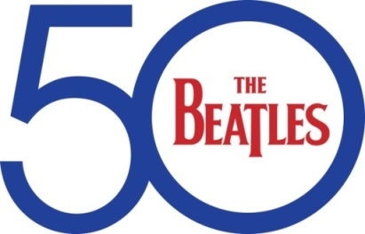 beatles50_logo