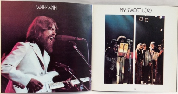 Concert for Bangladesh booklet1