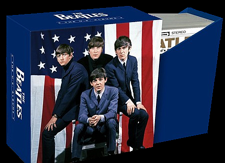 Beatles US Albums Box
