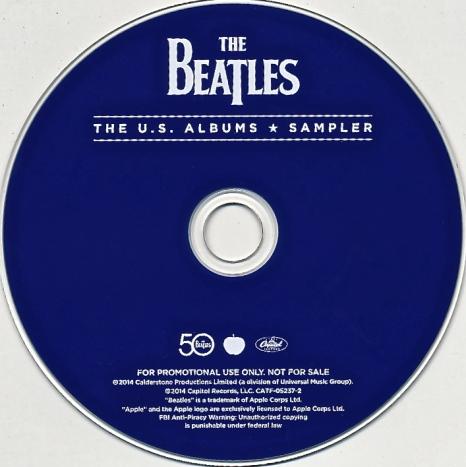 U.S. Albums Promo CD