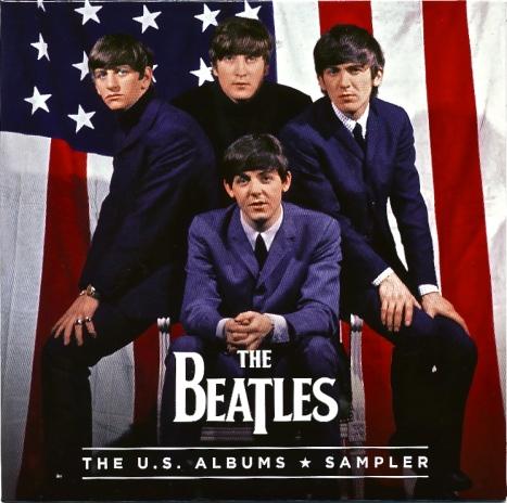 U.S. Albums Promo front