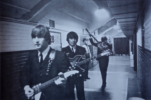 Beatles '64 band