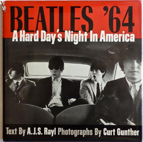 Beatles '64 front