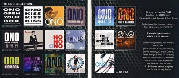 ONO inside cover