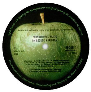 Wonderwall Label