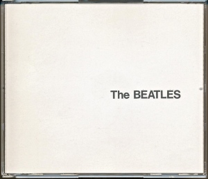 Beatles White Aus front
