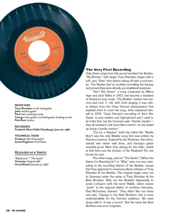 All the Songs Detail 1