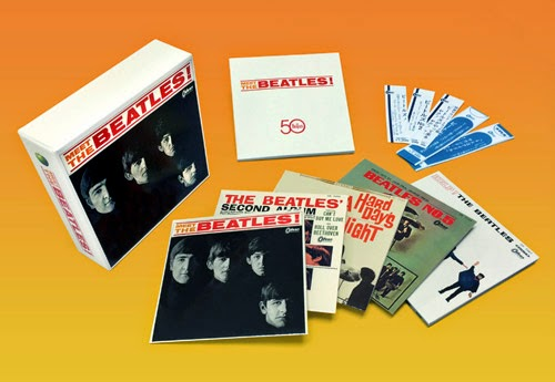 Meet the Beatles Japan Box