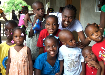 Haiti - Aid Still Required