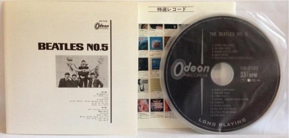 Japan Box No5 inserts
