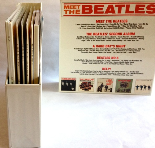 The Beatles Japan Box – First Pics and Unboxing | Beatles Blog
