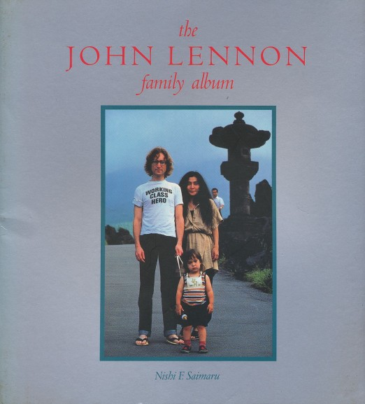 Lennon Family Album frony