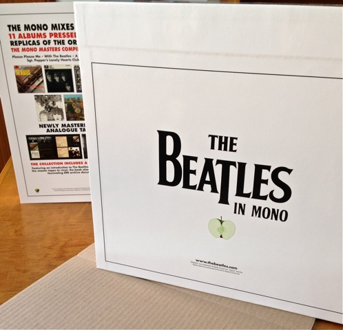 Beatles Mono Box10