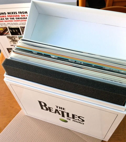Beatles Mono Box12