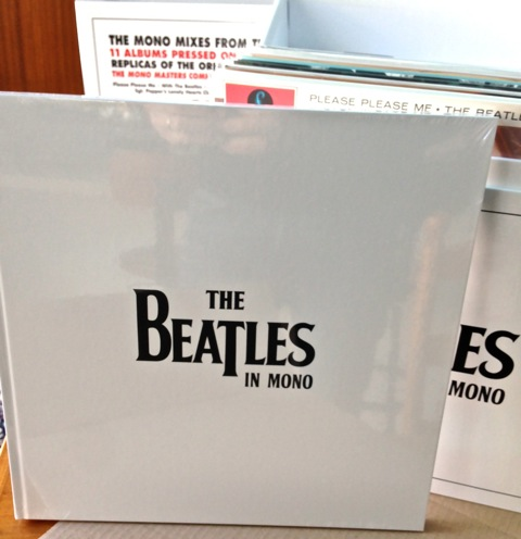 Beatles Mono Box13