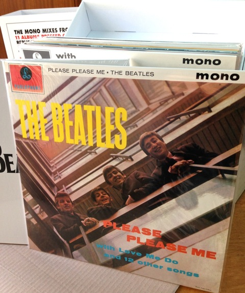 Beatles Mono Box14