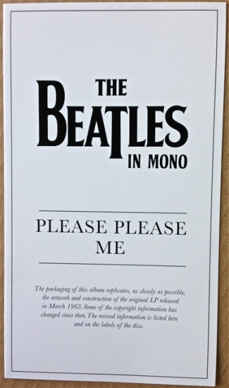 Beatles Mono Box17