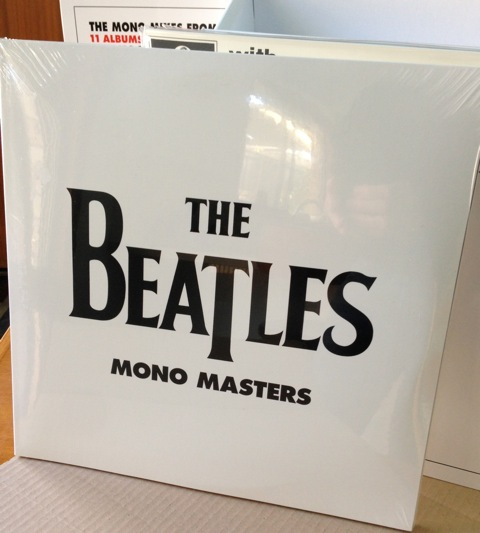Beatles Mono Box26