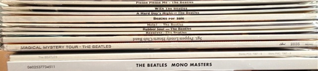 Mono Lps Beatles Blog
