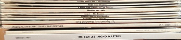 Beatles Mono Box32