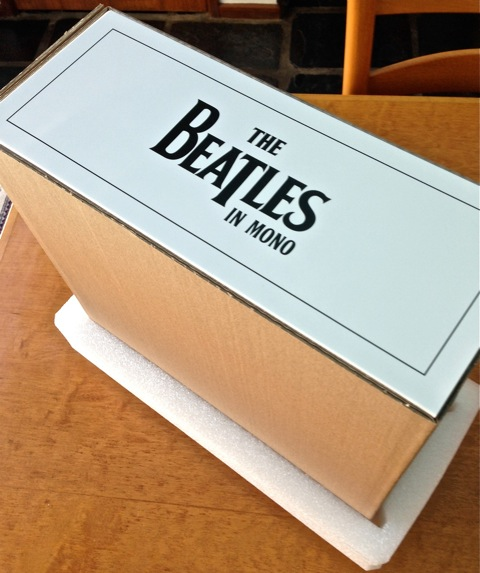 Beatles Mono Box6