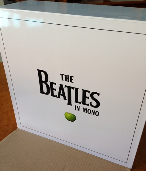 Beatles Mono Box7