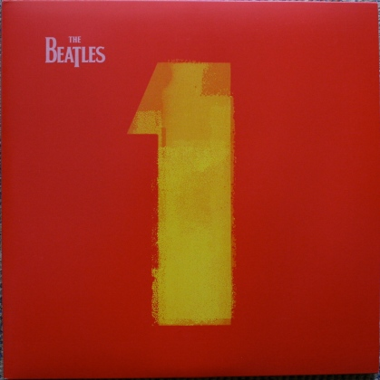 Beatles Number 1 LP