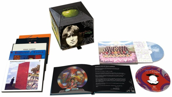Harrison The Apple Years Box Set