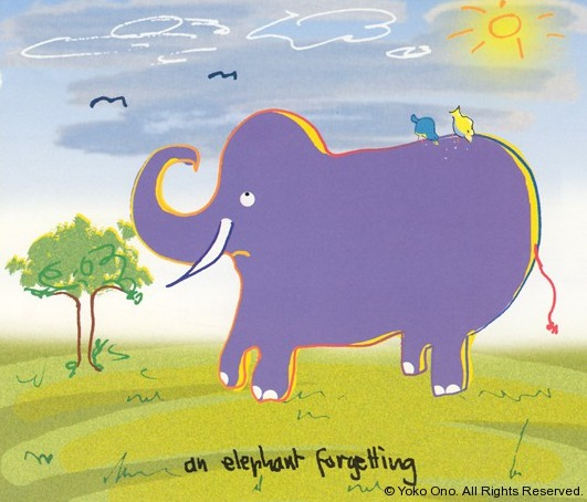 Lennon-An Elephant Forgetting