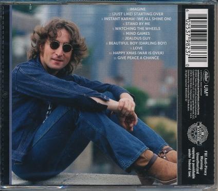 Lennon Icon Rear