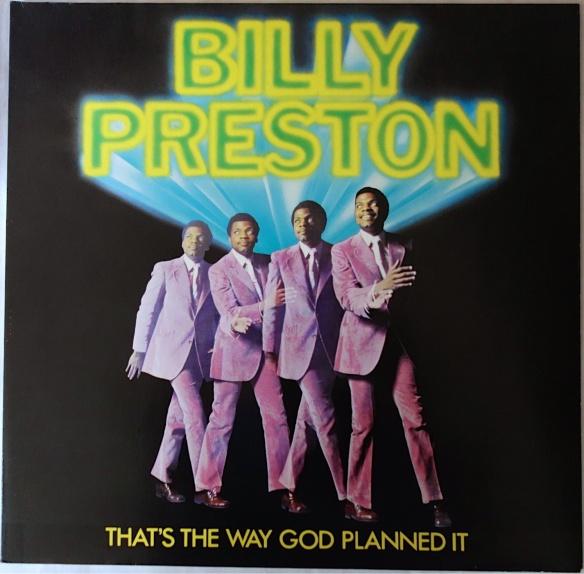 Preston God cover