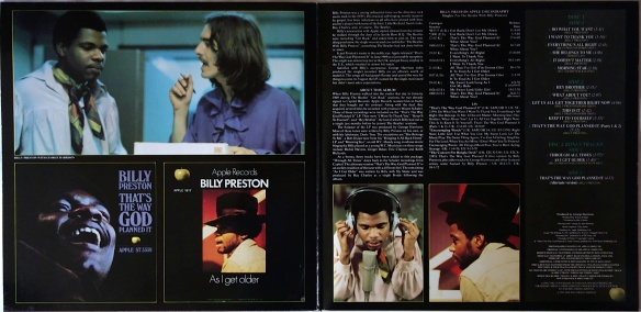 Preston God gatefold